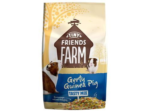 Supreme Gerty guinea pig food 5kg