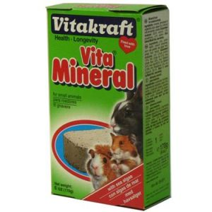 Vitakraft vita fit mineral stone with seaweed 170g