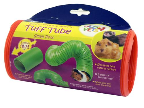 Small Animal Tuff Tunnel Tube 128cm