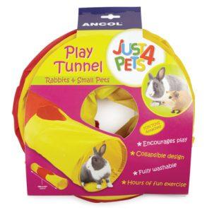 Small Animal Play Tunnel