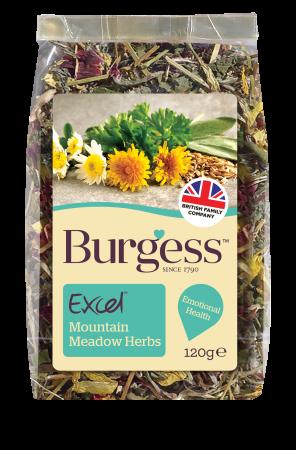 Excel Nature Snacks Meadow Herbs 120g