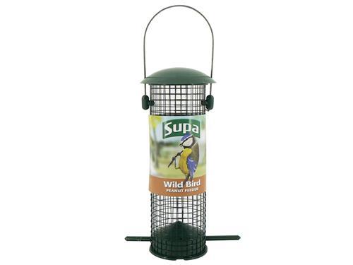 """SUPA WILD BIRD PEANUT WIRE FEEDER 7"""""""