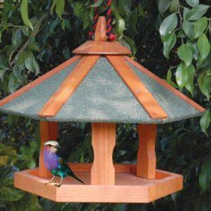 Cheeko Hanging Bird Table