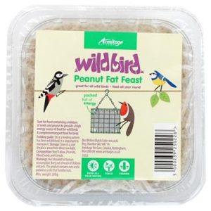 Wildbird Fat Feast Tray Peanut Flavour